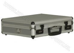 Pistoolkoffer JM6006 Alu 40x31