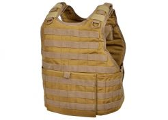 Plate Carrier Invader Gear DACC Coyote