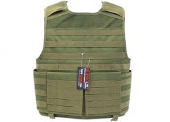 Plate Carrier Nuprol Green
