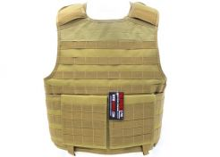 Plate Carrier Nuprol Tan
