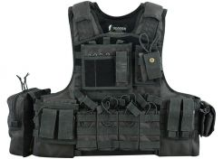 Plate Carrier Shadow Strategic Assault Black