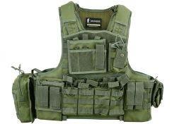 Plate Carrier Shadow Strategic Assault OD Green
