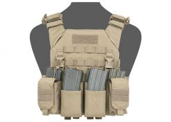 Plate Carrier Warrior Assault Systems Recon MK1 Combo Coyote Tan