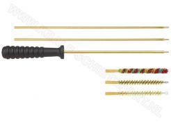 Poetsset MegaLine geweer 3 delig 4.5 mm / .177