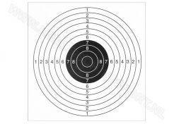 Recreatiefschijf Artemis met 1 visueel