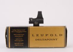 Red Dot Leupold Deltapoint 3.5 MOA