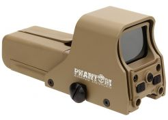 Red Dot Phantom Holo Sight 552 Desert