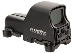 Red Dot Phantom Holo Sight 553 QD Black