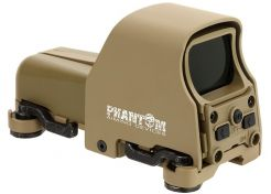Red Dot Phantom Holo Sight 553 QD Desert