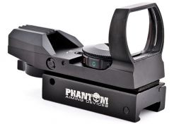 Red Dot Phantom Reflex Red/Green Black