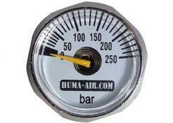 Regulatordruk meter Huma voor FX