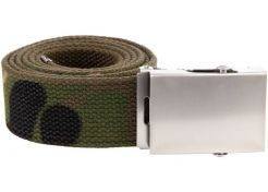 Belt 101 Inc. Tropenkoppel with Chrome Buckle Woodland