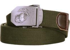 Riem 101 Inc. Tropenkoppel Style 4 US Marines Green