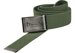 Belt Pinewood Canvas Olive Green