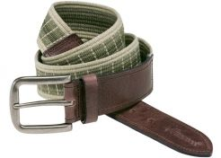 Belt Pinewood Tiveden Green/Brown