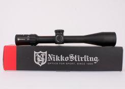 Richtkijker Nikko Stirling 6-24x50 Hold Fast Diamond Illuminated