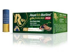Shotgun Ammo Rio Royal BlueSteel Magnum ECO cal. 12 32 grams