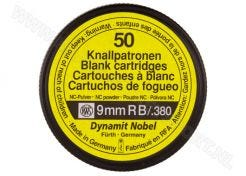 Blank cartridges RWS RB 9 mm Blank