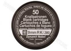 Blank cartridges RWS RK 9 mm Blank