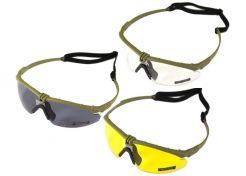 Glasses Nuprol Battle Pro's Green Frame