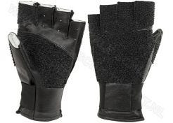 Shooting glove Hadia Black