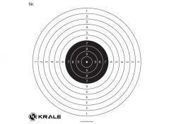 Recreational Target Krale 1 Bullseye 1717
