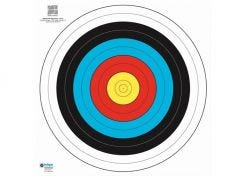 Target Kruger for Archery Bow 8060 V