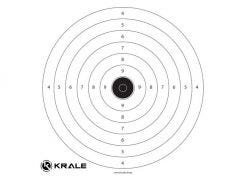 Recreational Target Krale 1 Bullseye 1717 D