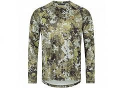 Shirt Blaser Funktions Long Sleeve 21 HunTec Camo