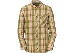 Shirt Blaser Harald Olive / Beige Checked