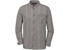 Overhemd Blaser Serge Offwhite/Grey