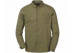 Overhemd Blaser Serge Olive/Grey