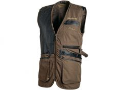 Shooting Vest Blaser 4-Season Brown Olive Right