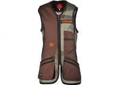 Shooting Vest Castellani Sport Rio Brown