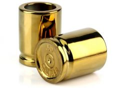 Shot Glasses Barbuzzo .50 Caliber