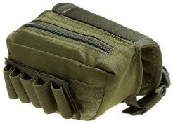 Stock Pouch Invader Gear OD Green