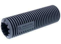 """Suppressor Cover Manta 7x1.5"""" ID Black"""