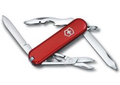 Zwitsers Zakmes Victorinox Rambler 10 Functies
