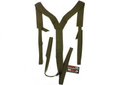 Tactical Vest Nuprol Low Profile Harness PMC Green
