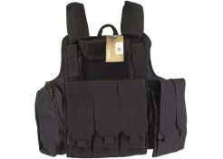Tactical Vest Nuprol RTG Black