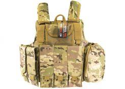 Tactical Vest Nuprol RTG Camo