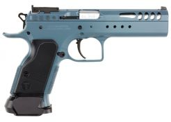 Tanfoglio Limited Custom Blue