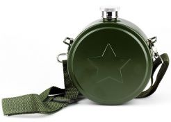 Field Bottle Barbuzzo Army Canteen