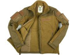 Vest Fostex Combat Fleece Khaki