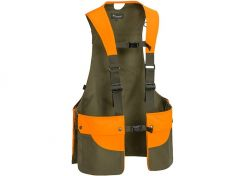 Vest Pinewood Terek Light Dark Olive/Orange