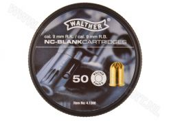 Blank cartridges Walther NC RK 9 mm Blank