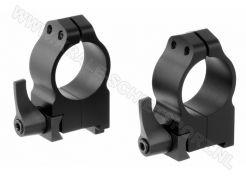 Montage Warne Maxima 25.4 mm QD High CZ/BRNO (19mm) 2BLM
