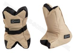 Shooting bag combo Caldwell AR Deadshot Tactical filled