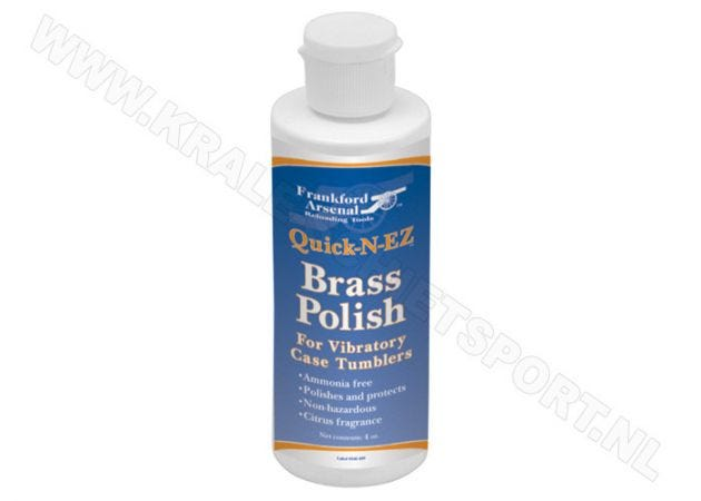 Polijstvloeistof Frankford Arsenal Quick-N-EZ Brass 118 ml