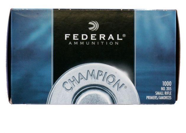 Slaghoedjes Federal Champion Small Rifle 205